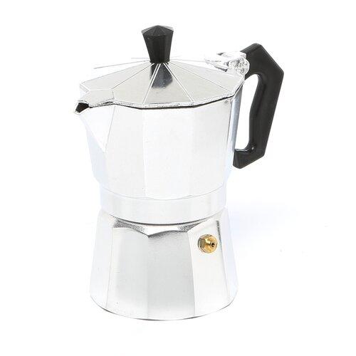 CucinaPro Aluminum Stovetop Espresso Maker