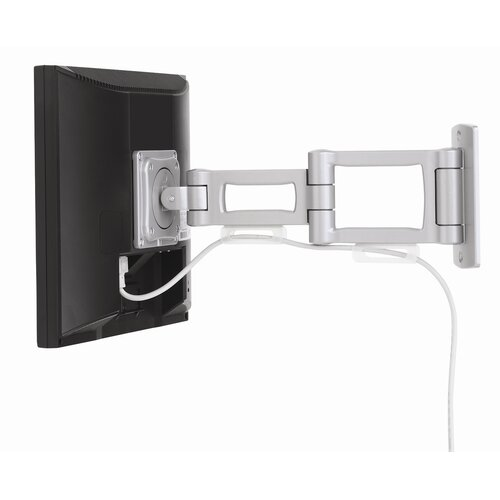 Bretford Manufacturing Inc Small Flat Panel Extending Arm / Tilt Universal Wall Mount for LCD