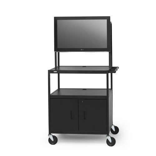 Bretford Manufacturing Inc Cab Cart for Flat Panels