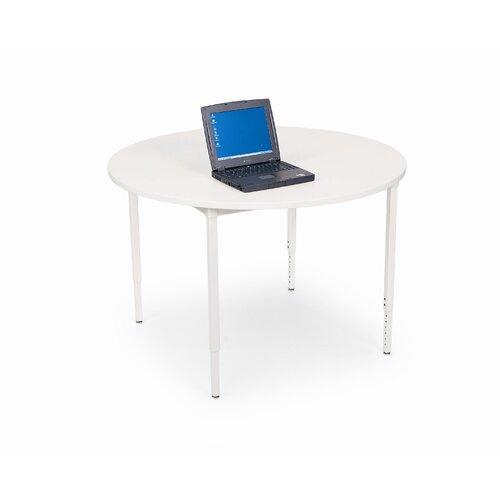 """Bretford Manufacturing Inc Quattro 42"""" Diameter Round Work and Utility Table"""