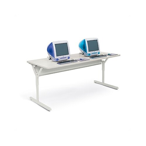 Bretford Manufacturing Inc Tech-Guard Work Center Computer Table
