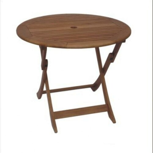 DC America Sequoia Folding Table