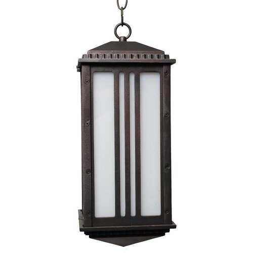 Melissa Lighting Parisian PE4400 Series 1 Light Hanging Lantern