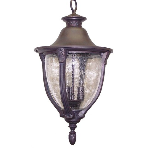 Melissa Lighting Tuscany TC3400 Series 3 Light Hanging Lantern