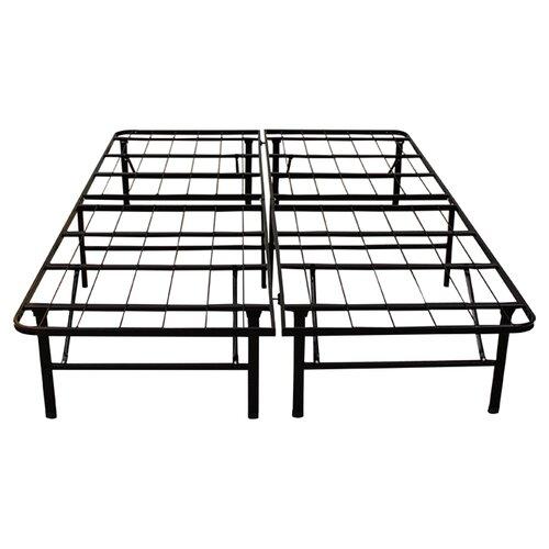 """Classic Brands 14"""" Platform Metal Bed Frame"""
