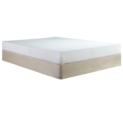 Classic Brands Silhouette 8 Memory Foam Mattress Reviews Wayfair