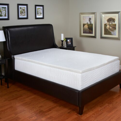 "Classic Brands Latex 2"" Mattress Topper"