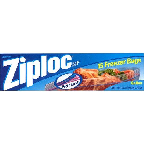Johnson Wax Freezer Bag