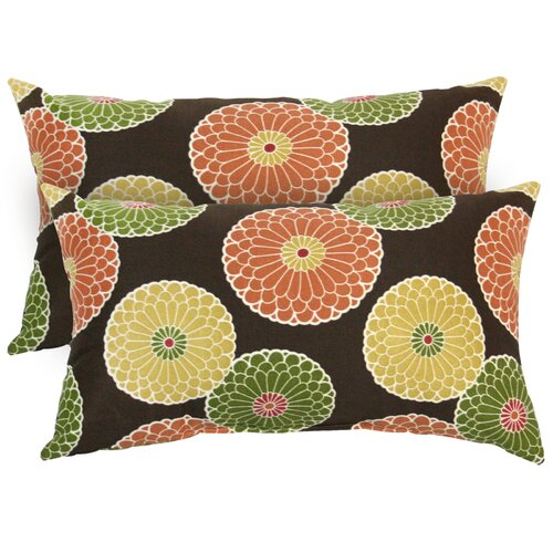 Rectangle Outdoor Accent Pillows (Set of 2)