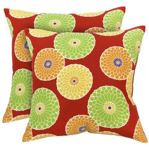 Outdoor Accent Pillows (Set of 2)