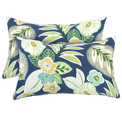 Rectangle Marlow Outdoor Accent Pillows (Set of 2)