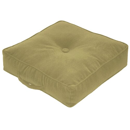 Greendale Home Fashions Square Floor Nylon Pillow
