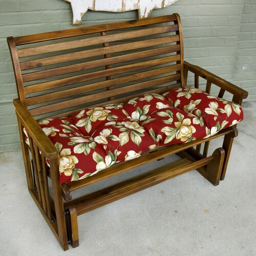 Greendale Home Fashions Bench Cushion for Outdoor Swing