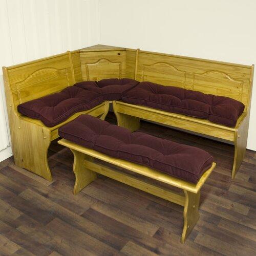 Greendale Home Fashions Nook Hyatt Cushion Set