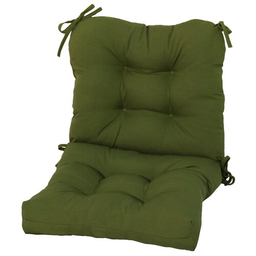 Greendale Home Fashions Outdoor Seat / Back Combo Cushion