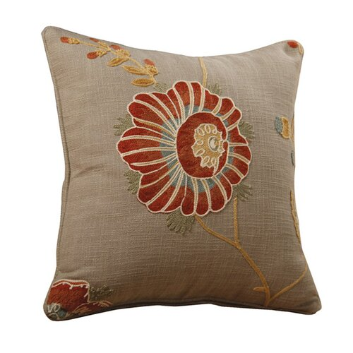 Sandy Wilson Bella Decorative Pillow with Self Cord I