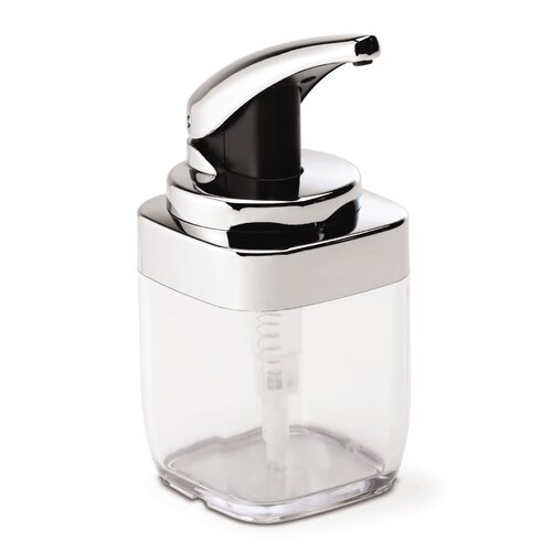 Simplehuman Triple Plastic Adhesive Mount Soap Dispenser Reviews Wf