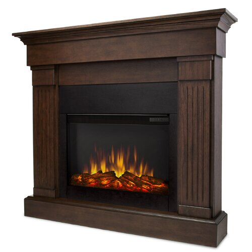 Real Flame Lowry Slim Electric Fireplace Reviews Wayfair