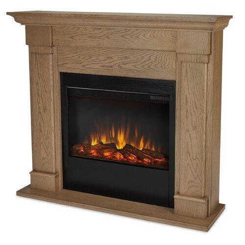 Lowry Slim Electric Fireplace