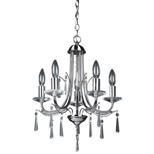Darcy 5 Light Chandelier