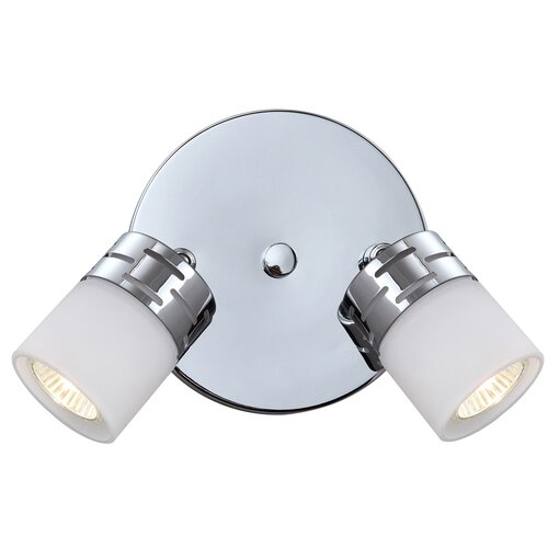 Canarm Megan 2 Light Wall Fixture/Flush Mount