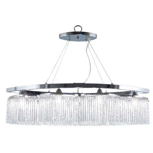 Lucinda 8 Light Chandelier