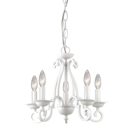 Charlotte 5 Light Chandelier