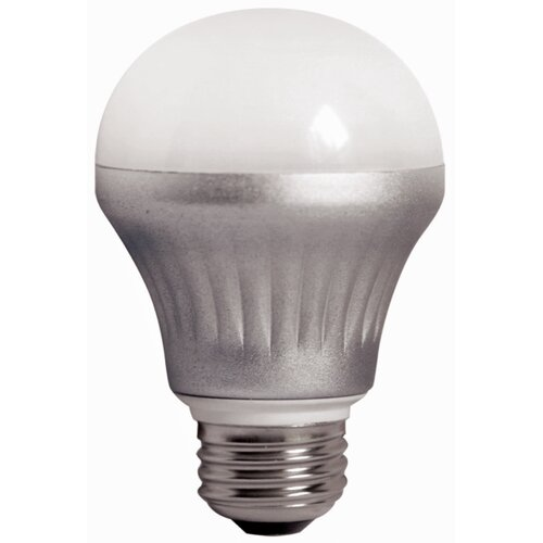8W (3000K) LED Light Bulb (Set of 2)