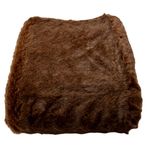 Bedford Cottage Crockett Faux Fur Pillow