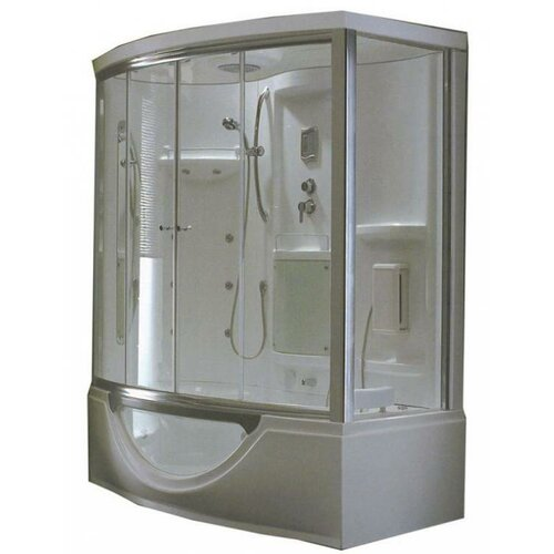 Curved Shower Amp Bathtub Enclosures Wayfair