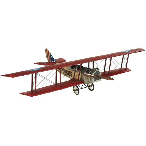 Authentic Models Jenny Flying Circus Miniature Model Plane