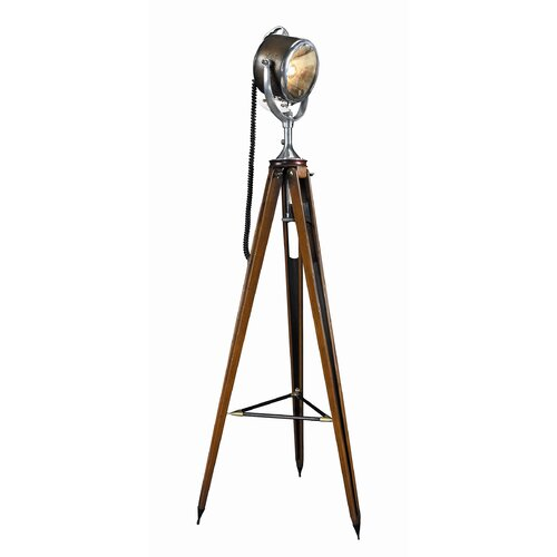 Authentic Models Half Mile Ray Searchlight Floor Lamp