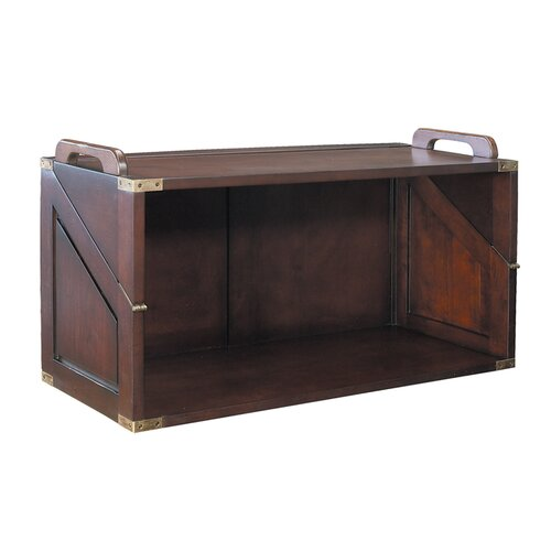 Authentic Models Campaign Stacking Unit Writing Desk