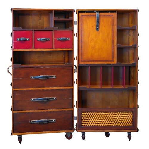 Authentic Models Stateroom Armoire