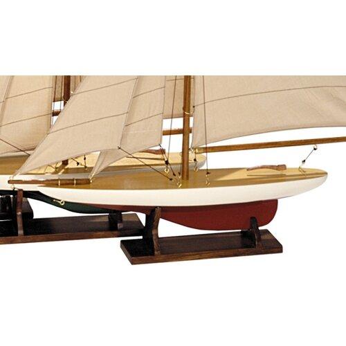 Authentic Models Mini Pond Model Yacht