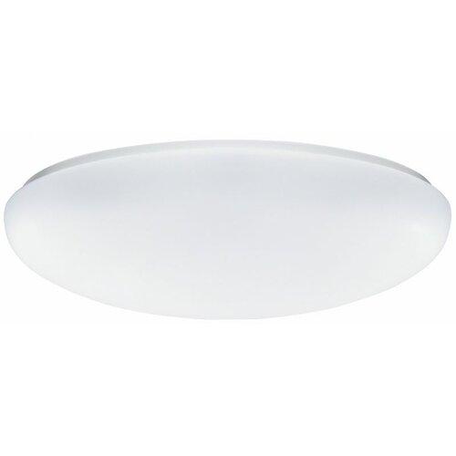 "Lithonia Lighting Essential 14"" Low Profile Round 1 Light Flush Mount"