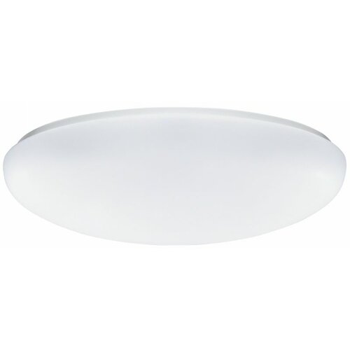 "Lithonia Lighting Essential 14"" Low Profile Round 1 Light Flush Mount"