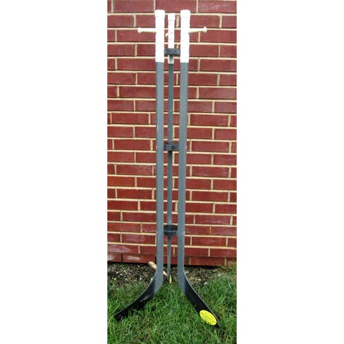 Ski Chair Hockey Stick Free Standing Coat Rack