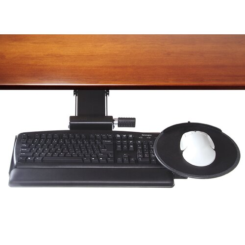 Humanscale Clip Mouse Keyboard System with 5G Arm