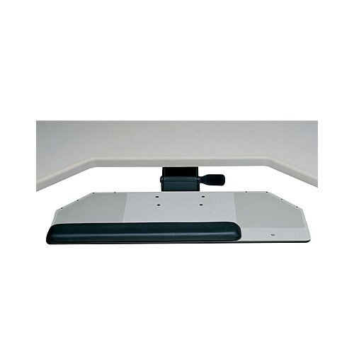Humanscale Diagonal Big Keyboard Tray and Mouse Platform