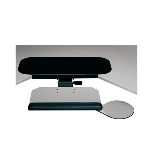 Humanscale Diagonal Keyboard Tray and Mouse Platform