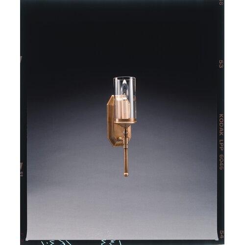 Northeast Lantern Sconce 1 Light Candelabra Socket