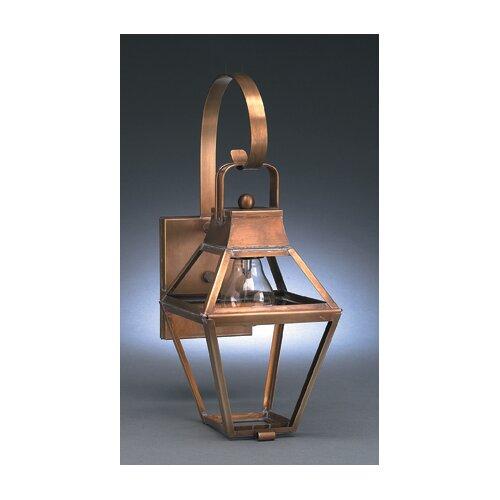 Northeast Lantern Uxbridge Medium Base Sockets Bracket Wall Lantern