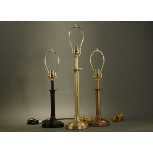 Northeast Lantern Base Socket Table Lamp
