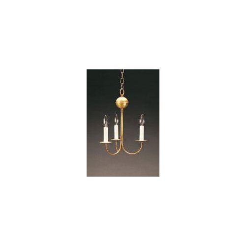 3 Light Candelabra Chandelier