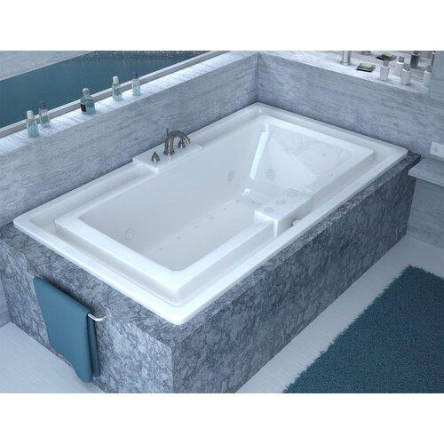 50 inch 46 inch bathtub wayfair