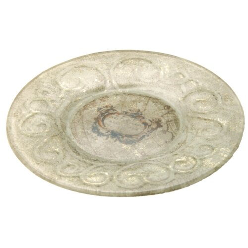 Barreveld International Glass Cartographic Plate