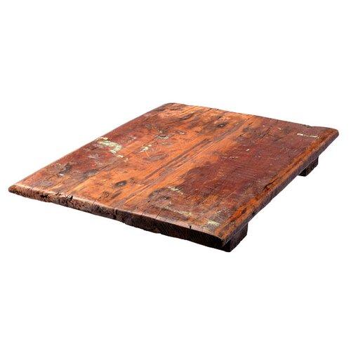 Fall Vintage Wood Table