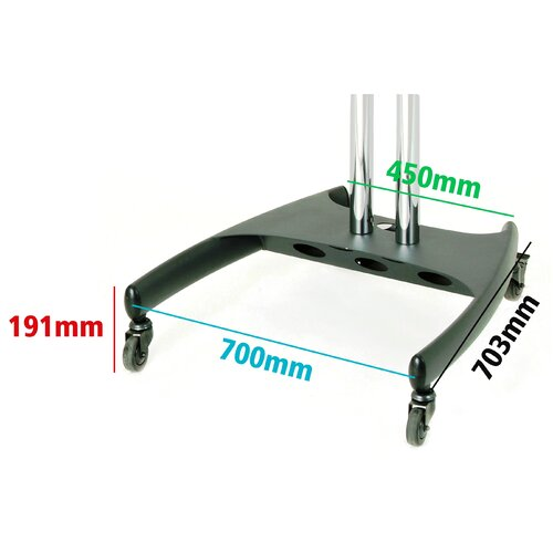 "Premier Mounts 28"" TV Stand"