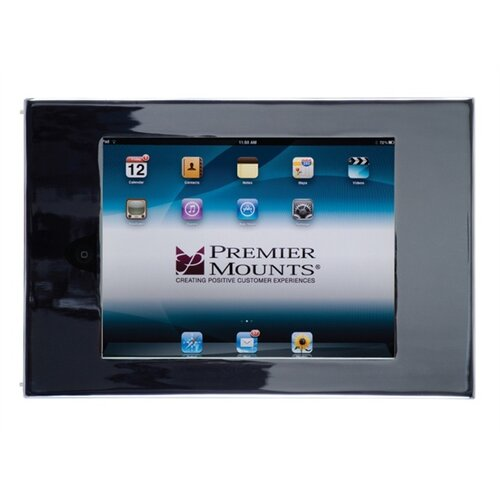 Premier Mounts Protected Enclosed for iPad Mounting Frame
